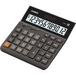 CASIO DH 12 šedá / stolní kalkulačka / dvanáctimístná (DH 12)