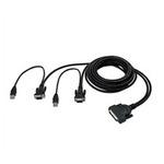 BELKIN kabel DUAL OmniView ENTERPRISE, USB, 1,8 m (F1D9401-06)