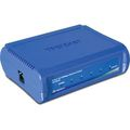 TRENDnet 5port switch 10/100 N-Way Mini - nový design (710931204179)