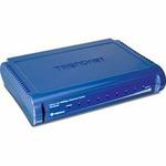 TRENDnet Station 10 / AP / Router / Wi-Fi 802.11b/g/n (11 / 54 / 150 Mbit) / 1 x WAN / 4 x LAN (710931301144)