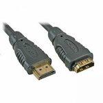 PremiumCord Prodlužovací kabel HDMI-HDMI 3m (8592220002480) - PremiumCord kphdmf3
