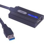 PremiumCord USB 3.0-eSATA adaptér s kabelem (8592220007805)