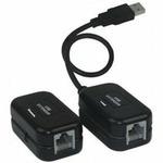PremiumCord USB 1.1 prodlužka po RJ45 do 60m (kuext) (8592220003470)
