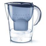 Brita Marella XL modrá / filtrační konvice na vodu / +2 filtrační vložky Maxtra+ / 3.5l (100 933)