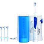 Oral-B Oxyjet Professional Care MD20 / Elektrická ústní sprcha / 600 ml nádobka na vodu / 4 trysky /