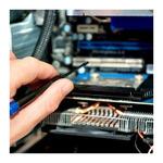 Výměna grafické/zvukové/jiné karty včetně testu - PC