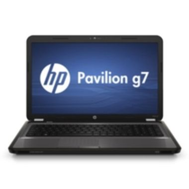 "Notebook HP PAVILION G7-1050EC / 17,3"" LED / Intel� i3-370M 2,4GHz / 4GB / 500GB / AMD HD6470M 1GB  / DVD�RW / BT / W7HP64 CZ / v"