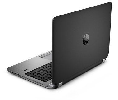 HP ProBook 450 G2 / i3-5010U 2.1GHz / 15.6 FHD / Intel HD / 4GB / 500GB / DVDRW / FpR / WiFi / BT / Win8.1