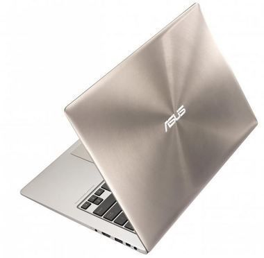 "ASUS ZenBook UX303LA-RO593T / 13.3"" HD / Intel i3-5005U 2.0GHz / 4GB / 500GB SSHD / Intel HD 5500 / Win10 / hnědá"