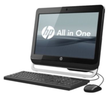 "HP PRO 3420 AIO / 20"" HD+ LED / Intel i3-2120 3,3GHz / 4GB / 500GB / DVD-RW / Intel HD 2000 / Wi-Fi / W7PRO"