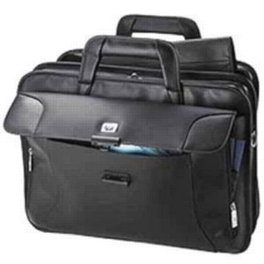 "HP Executive Leather Case / ko�en� bra�na pro notebook 17"" / �ern�"