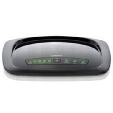Linksys WAG120N-E1 / Wireless-N modem Home ADSL2+ / AnnexB