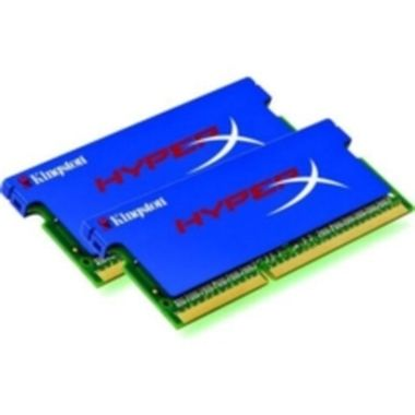 Kingston HyperX 4GB SO-DIMM DDR3 1333MHz / 2x2GB KIT / CL7 / 1.5V