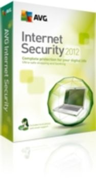 AVG Internet Security 2012 / na 3 m�s�ce zdarma / 64bit / online sta�en�