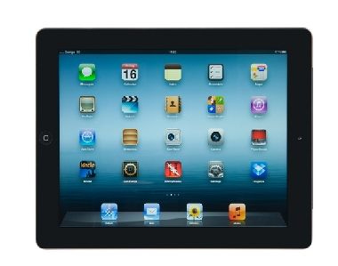 Nov� Apple iPad 16GB (iPad HD) / Wi-fi / 2048x1536 / 10h v�dr� / nov� design / 2x kamera  / A5X chip / �ern�