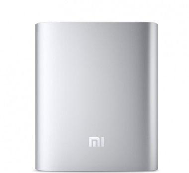 Xiaomi PowerBank 10400 mAh - stříbrná