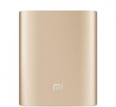 Xiaomi PowerBank 10400mAh - zlatá
