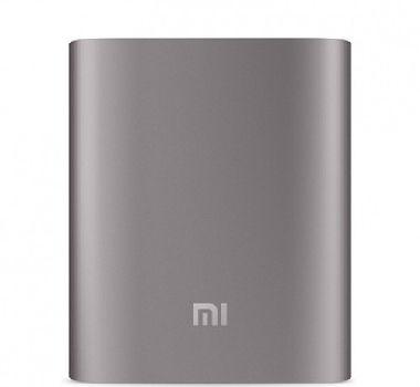Xiaomi PowerBank 10400mAh - šedivá