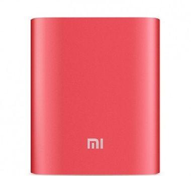 Xiaomi PowerBank 10400mAh - červená
