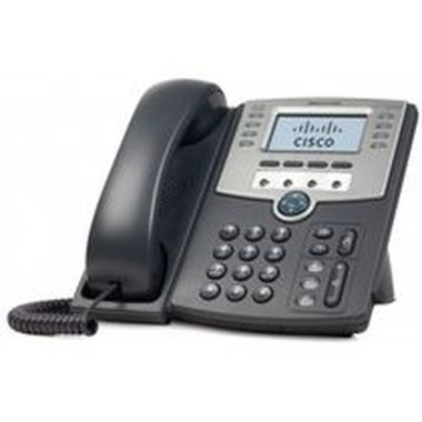 Cisco SPA509G - IP telefon, 12 linek, PoE, LCD displej