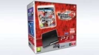 SONY PlayStation 3 - 320GB + MOVE Pack + Virtua Tennis 4