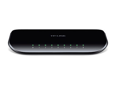 TP-LINK TL-SG1008D / Switch / 8-port 10/100/1000 Mbps
