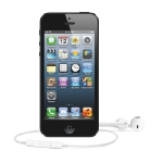 Apple iPhone 5 - 16GB / iOS6.0 / �ern�