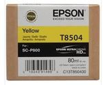 EPSON originální cartridge T850400 UltraChrome HD / 80ml / Žlutá photo