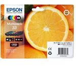 EPSON T3337 originální cartridge 33 / XP-530 / XP-630 / XP-635 / XP-830 / 24.4 ml / Multipack