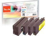 Peach remanufactured alternativní cartridge HP 953XL MultiPack / 1x59+3x21 ml / new chip