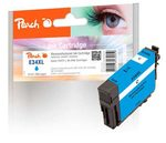Peach remanufactured cartridge Epson T3472 34XL modrá / pro WF-3720 a WF-3725 / 14 ml / reset chip