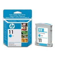 HP C4836A Ink Cart No.11 pro BI 2200,2250,CP1700, 28ml, Cyan