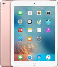 "Apple iPad Pro 32GB WiFi Rose Gold / 9.7""/ 2048x1536 / WiFi / 10h výdrž / 2x kamera / iOS9.3 / Růžový"