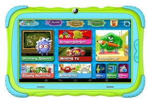 "Accent Kidzy 70 / 7""  IPS / RK3026 Q-C 1.0GHz / 512MB / 4GB / Android 4.4 / zelená"