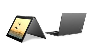 "Lenovo Yoga Book Black / 10.1"" WUXGA IPS / 1920x1200 / Quad-Core 1.44GHz / 64GB / 4GB RAM / Windows 10Pro / černá"