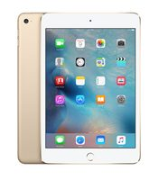 "Apple iPad Mini 4 32GB WiFi Gold / 7.9""/ 2048x1536 / Wi-Fi+BT / 2x kamera / iOS9 / zlatá"