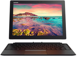 "Lenovo Miix 720-12IKB zlatá / 12.2"" QHD / i7-7500U 2.7GHz / 8GB / 1TB SSD / Intel HD / TPM / Active Pen / Win10"