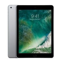 "Apple iPad Wi-Fi + Cellular 128GB (2017) Space Grey / 9.7""/ 2048x1536 / WiFi / 10h výdrž / 2x kamera / iOS10 / šedá"