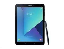 "SAMSUNG Galaxy Tab S3 9.7 Wi-F černá / 9.7"" / Q-C 2.15GHz+1.6GHz / 4GB / 32GB / WiFi / BT / GPS / 13MP+5MP / Android 7.0"