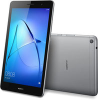 "HUAWEI Mediapad T3 7 16GB šedá / 7""/ 1024x600 / Quad-Core 1.4GHz / 1GB / 16GB / Wi-Fi / 2MP+2MP / Android 6"