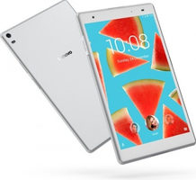 "Lenovo TAB 4 8"" PLUS bílá / 8"" FHD / Octa-Core 2.0GHz / 4GB / 64GB / 8MP+5MP / Android 7.0"