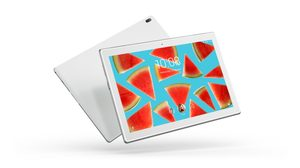 "Lenovo TAB 4 10"" LTE bílá / 10.1"" HD / Quad-Core 1.4GHz / 2GB / 16GB / 5MP+2MP / Android 7.0"