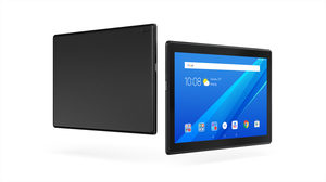"Lenovo TAB 4 10"" LTE černá / 10.1"" HD / Quad-Core 1.4GHz / 2GB / 16GB / 5MP+2MP / Android 7.0"