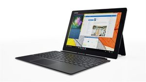 "Lenovo Miix 720-12IKB černá / 12.2"" QHD / i5-7200U 2.5GHz / 8GB / 256GB SSD / Intel HD / 5MP+1MP / BT Pen / Win10P"