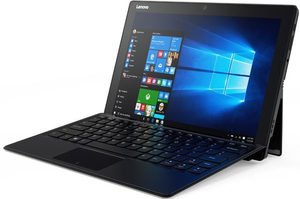 "Lenovo Miix 510-12IKB LTE stříbrná / 12.2"" FHD / i5-7200U 2.5GHz / 8GB / 512GB SSD / Intel HD / 5MP+2MP / Pen / Win10P"
