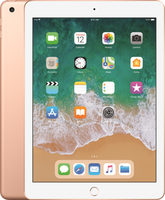 "Apple iPad Wi-Fi 128GB (2018) Gold / 9.7""/ 2048x1536 / WiFi / 10h výdrž / 2x kamera / iOS11.3"