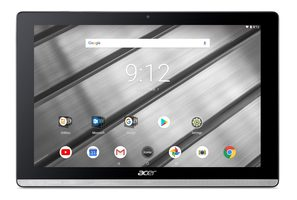 "Acer Iconia One 10 (B3-A50-K7BY) stříbrná / 10"" HD IPS T / Quad-core A35 1.5GHz / 2GB / eMMC 16GB / BT / Android 8.1"