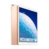 "Apple iPad Air (2019) Wi-Fi 64GB zlatá / 10.5""/ 2224x1668 / WiFi / 8MP+7MP / iOS 12"