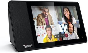 "Lenovo ThinkSmart View černá / 8"" HD / Qualcomm A53 Octa-C 1.8 GHz / 2GB RAM / 8GB eMMC / 5MP / AOSP 8.1"