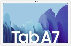 "SAMSUNG Galaxy Tab A7 LTE 32GB stříbrná / 10.4"" / OC 2.0GHz / 3GB / Wi-Fi / BT / GPS / 8MP+5MP / Android 10"